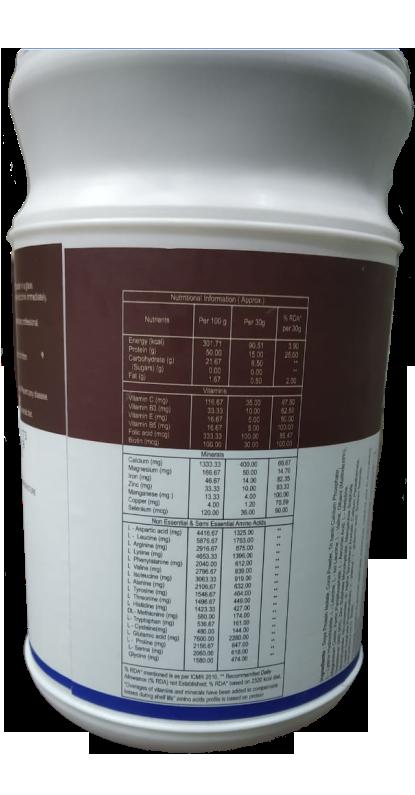 PWN-HP Protein Powder